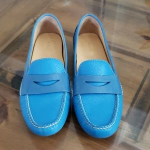 COLE HAAN driving loafer size 8.5